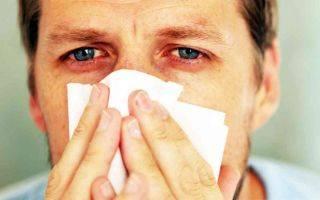 Почему при простуде болят глаза