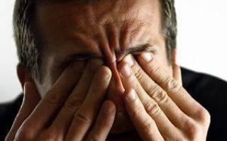 Глазные капли с анестетиком