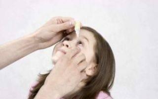 Что делать если лопнул сосуд в глазу у ребенка