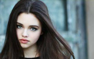 Черты характера девушек с серо-зелеными глазами и варианты макияжа для них