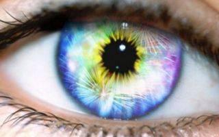 О чем говорит цвет глаз