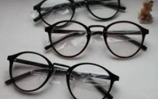 Кому подходят круглые очки?