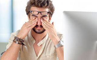 Мерцающая скотома: что это такое, причины, симптомы и лечение глазной мигрени