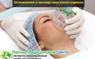 Общая и местная анестезия в офтальмологии