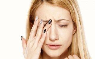 Почему может болеть глаз и голова с одной стороны и что с этим делать?
