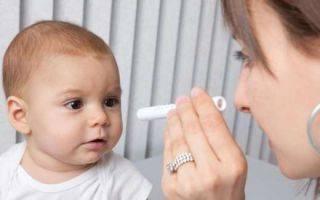 Симптомы и лечение блефарита у детей