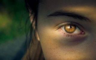 Почему слезятся глаза когда смотришь на солнце