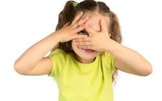 Причины светобоязни у ребенка при различных заболеваниях