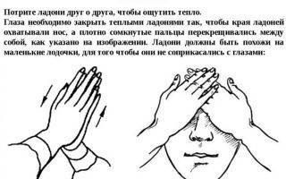 Тренажеры для глаз