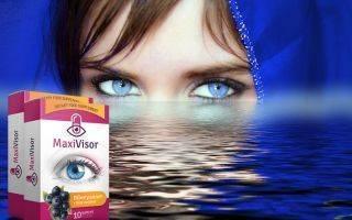 Maxivizor – средство для восстановления зрения