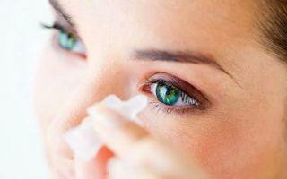 Травмы глаза, их классификация и лечение
