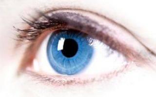 Хрусталик глаза: что из себя представляет, какие функции выполняет