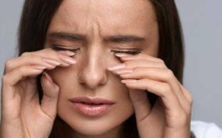 Упало зрение после родов