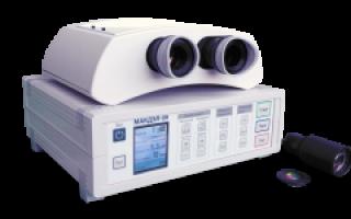Макдэл 08 и 09 – аппараты ик-лазерной стимуляции глаз