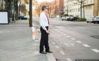 Как видят мир слепые люди
