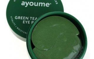 Как использовать зеленый чай для кожи вокруг глаз