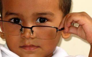 Полный список глазных болезней у детей
