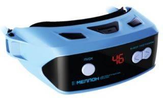 Меллон обзор аппаратов цветоимпульсной терапии