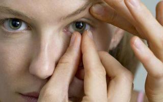 Хочешь узнать, как одевать контактные линзы легко и быстро? и что будет, если одеть линзы не на тот глаз или наизнанку?