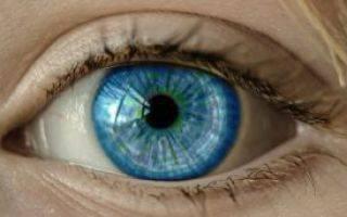 Как лечить простуду на глазу