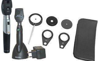 Прибор Офтальмоскоп