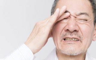 Боли в глазах при моргании