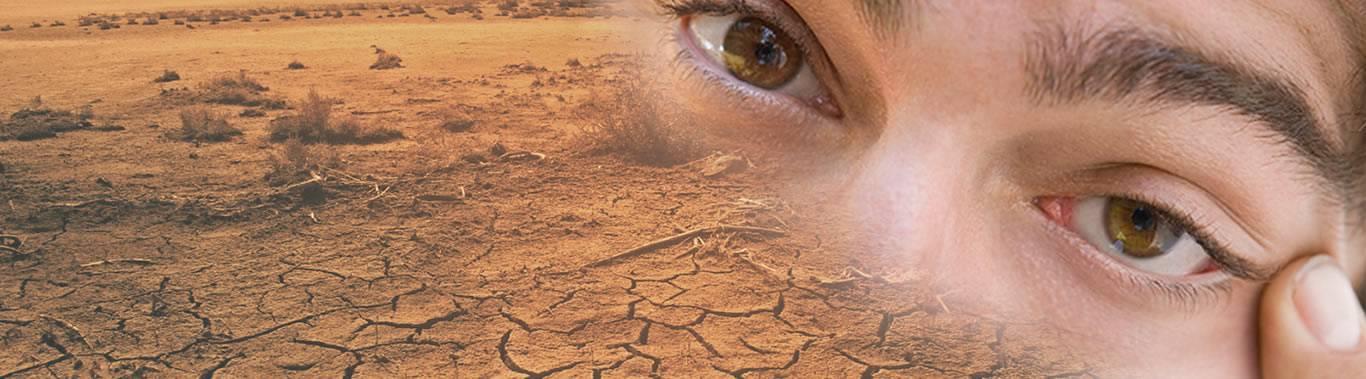 """Ощущение """"песка в глазах"""" - причины и лечение"""