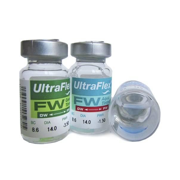 Coopervision ultraflex (1 линза) купить по акционной цене , отзывы и обзоры.