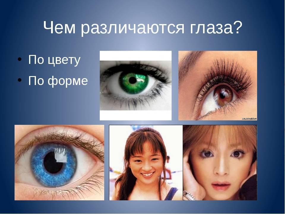 Как определить характер по глазам