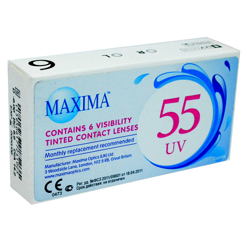 Раствор для контактных линз maxima