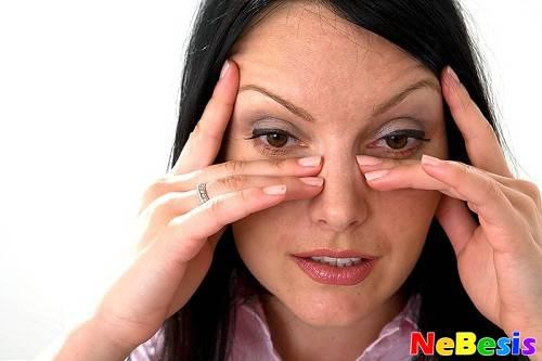 """Жжение в глазах: причины недомогания - """"здоровое око"""""""