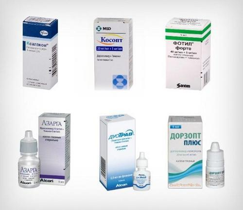 Дорзопт плюс аналоги. цены на аналоги в аптеках