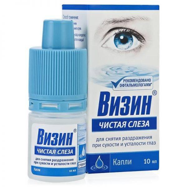 Лучшие глазные капли при кровоизлиянии в глаза: показания, цены, лечение