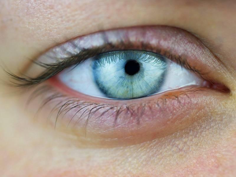 Белое пятно на глазу у человека - основные причины возникновения