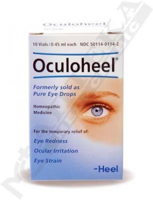 """Капли глазные """"окулохель"""": инструкция, показания к применению и аналоги"""