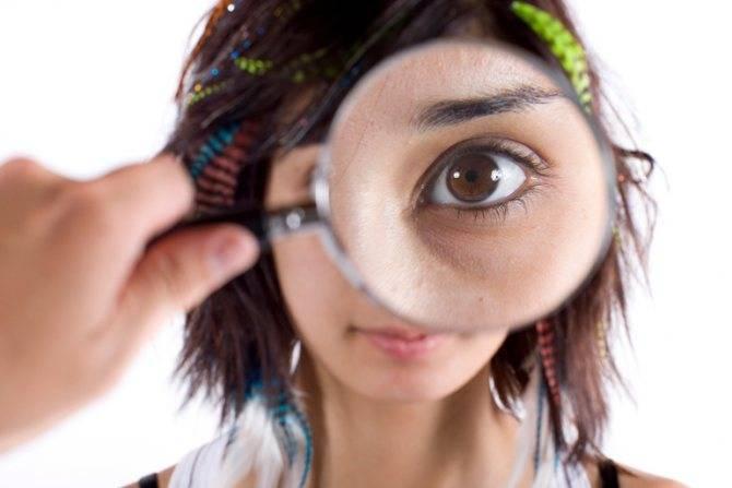 Как  компьютер действует на зрение