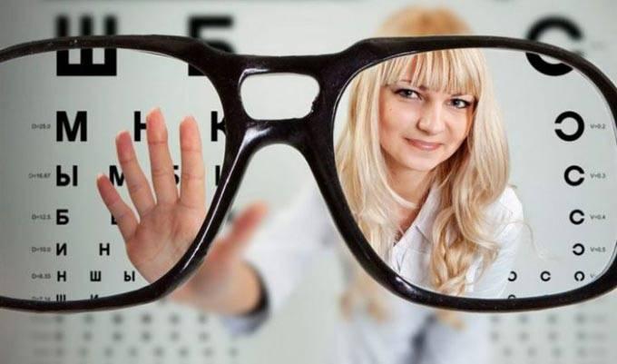 Снижение зрения: причины появления испособы коррекции миопии слабой степени