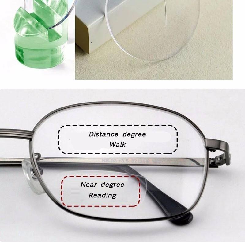 Очки с бифокальными линзами — офтальмология