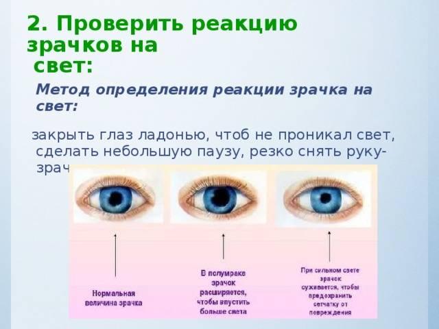 Что означают стеклянные глаза у человека