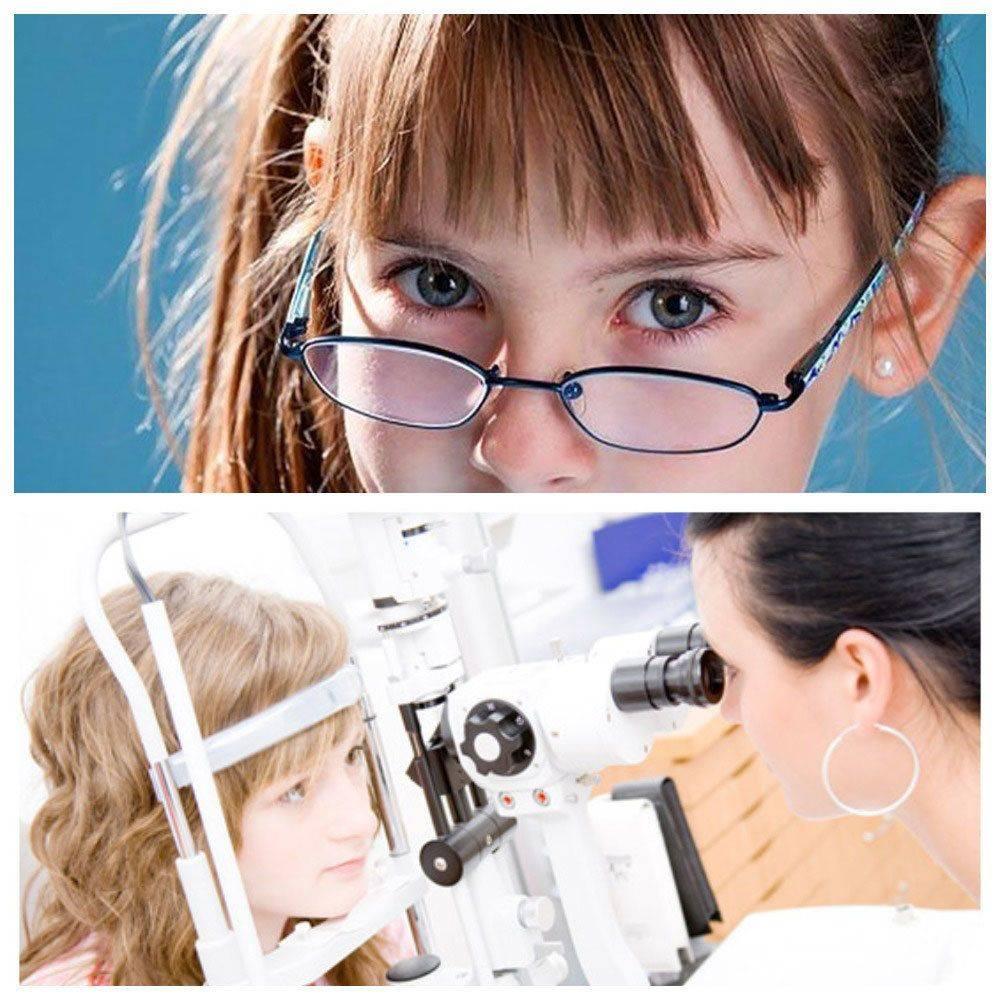Лечение близорукости (миопии), методы, лечение в домашних условиях.