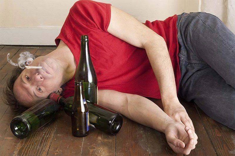Двоится в глазах после алкоголя: влияние алкоголя на зрение