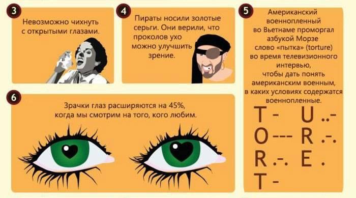 Топ самых редких цветов глаз. все факты о глазах