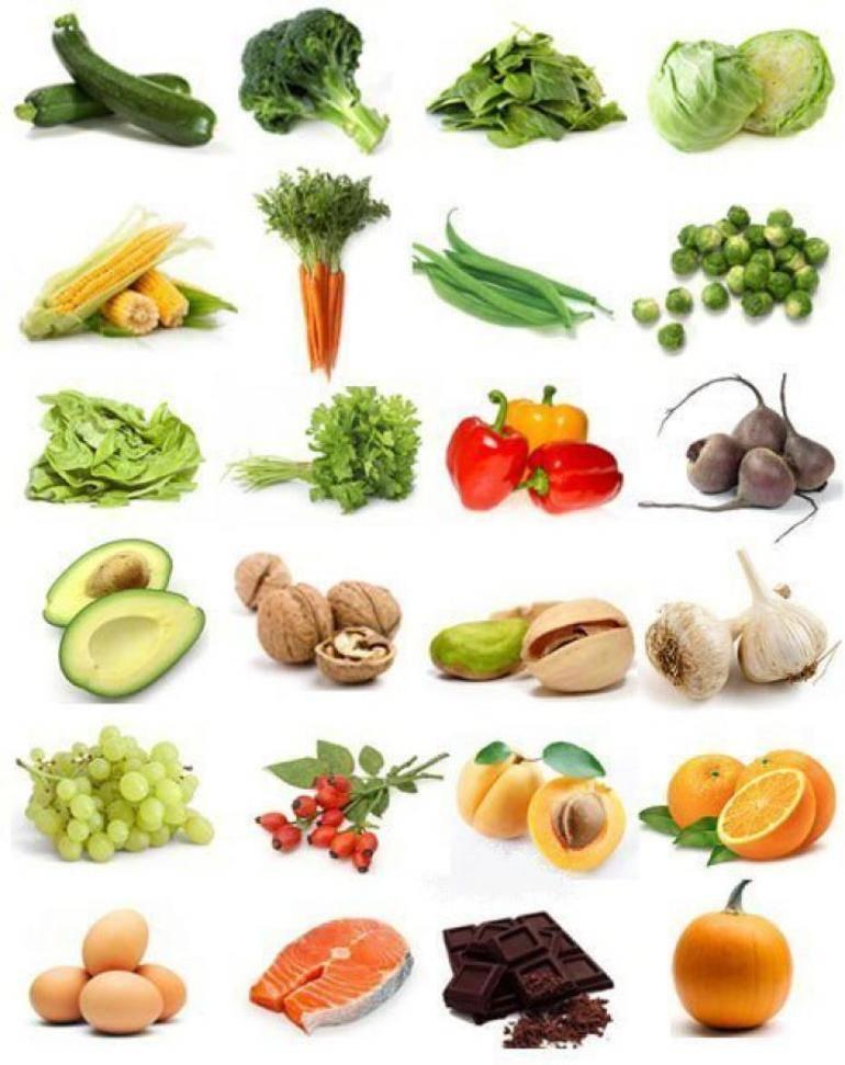 Морковка, орехи, яйца и мед зрение улучшат на годы вперед!