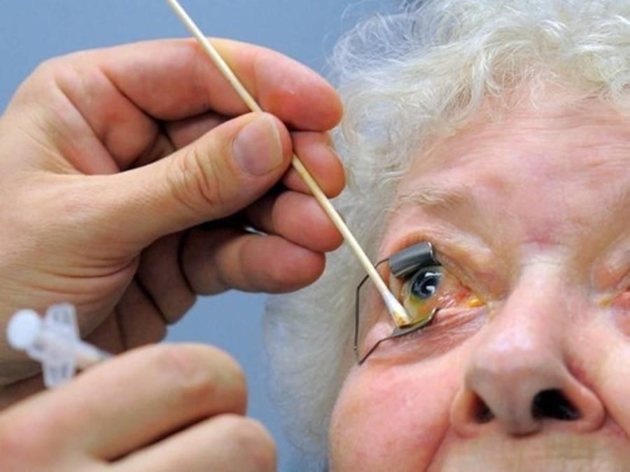 Укол в глаз для сетчатки - показания к интравитреальному введению препаратов как эффективное средство для лечения дистрофии
