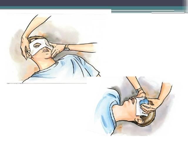 повреждения органа зрения и вспомогательного аппарата. неотложная доврачебная помощь при них.