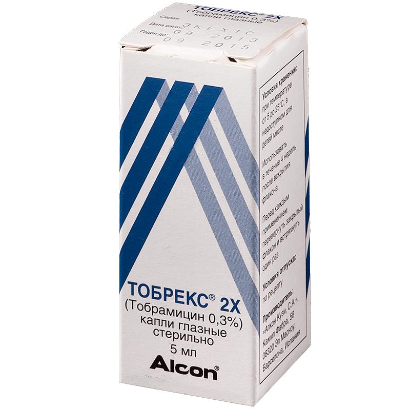 Тобрамицин: инструкция по применению, аналоги, цена, отзывы