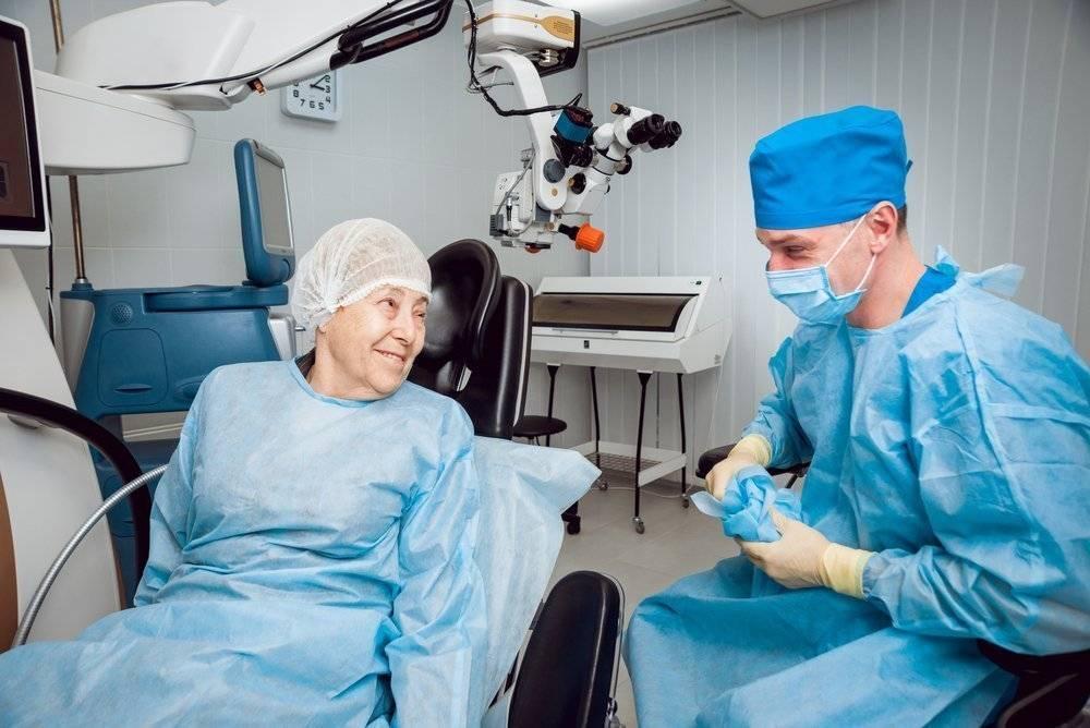 Катаракта - после операции: реабилитация, что можно и нельзя делать