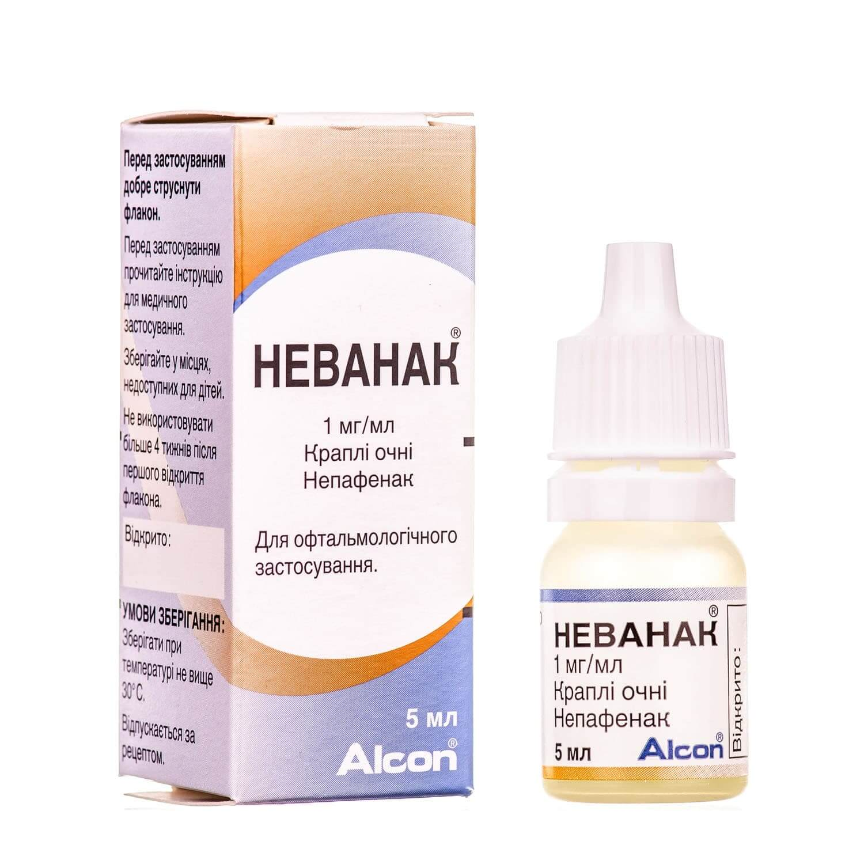Обезболивающие капли для глаз: с антисептиком, глазные с обезболивающим эффектом