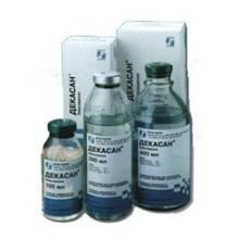 Лекарство декаметоксин — инструкция по применению, отзывы