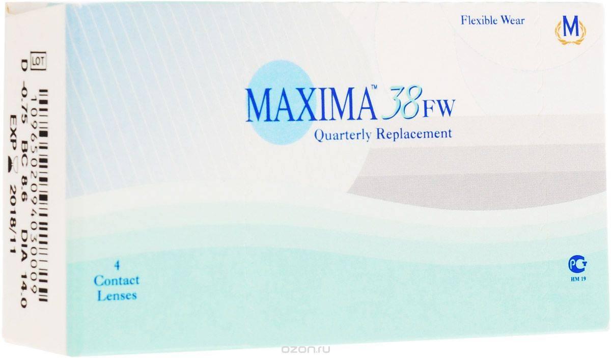 Контактные линзы maxima: отзывы о бренде максима, продукция (55 uy, 38fw)